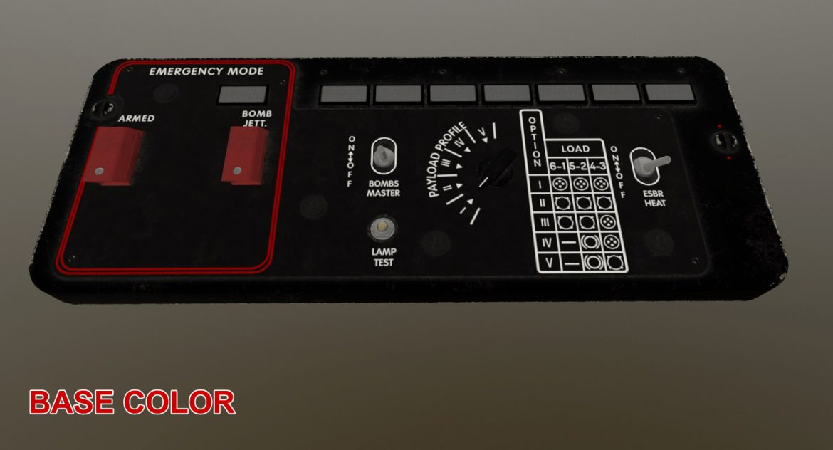 mi-8mt mi-17mt additional panels board english 3d model 3ds max fbx obj 301790