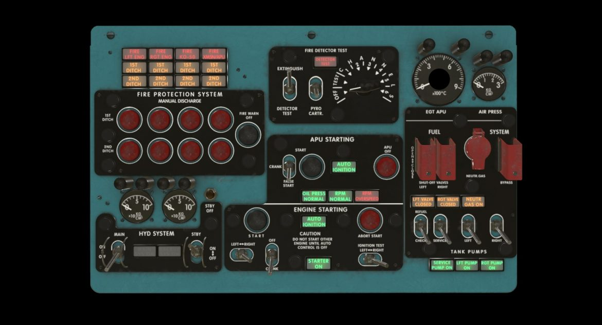 mi-8mt mi-17mt panel boards english 3d model 3ds max fbx obj 301955