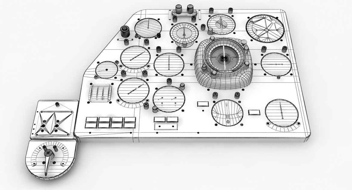 mi-8mt mi-17mt panel boards russian 3d model 3ds max fbx obj 302020