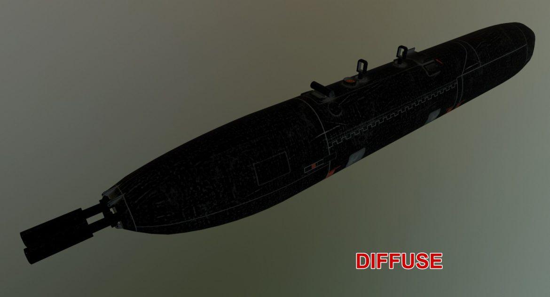 gun pod upk-23-250 3d model 3ds max fbx obj 302871