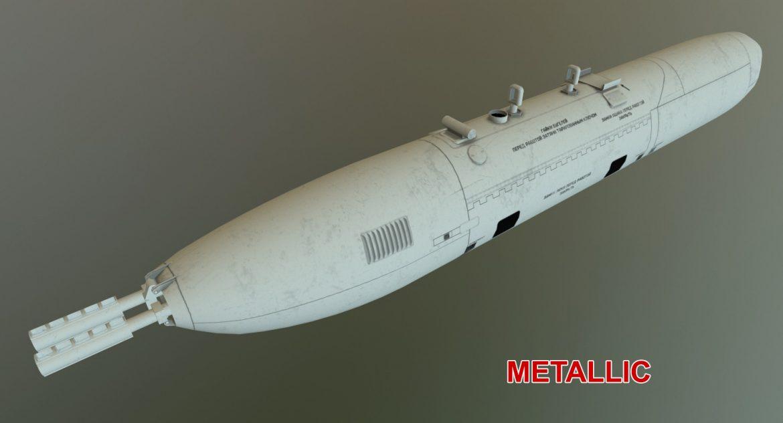 gun pod upk-23-250 3d model 3ds max fbx obj 302875