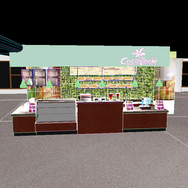 """DetailedCoffee Kiosk Includes all that you see in the previews. This file was designed as an airport or indoor shopping mall kiosk and could easily be modified for a different use. These types of shops are usually quick design and quick turnaround while changing the brand and often keeping layout intact. Textures are JPG along… <a class=""""continue"""" href=""""https://www.flatpyramid.com/3d-models/architecture-3d-models/scenes/scenes-places/retail/mall-airport-coffee-kiosk/"""">Continue Reading<span> Mall-Airport Coffee Kiosk</span></a> <a class=""""continue"""" href=""""https://www.flatpyramid.com/3d-models/architecture-3d-models/scenes/scenes-places/retail/mall-airport-coffee-kiosk/"""">Continue Reading<span> Mall-Airport Coffee Kiosk</span></a>"""