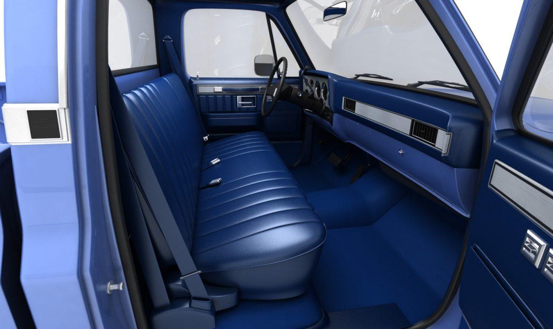 generic pickup truck 3 3d model max 3ds obj fbx jpeg 303472