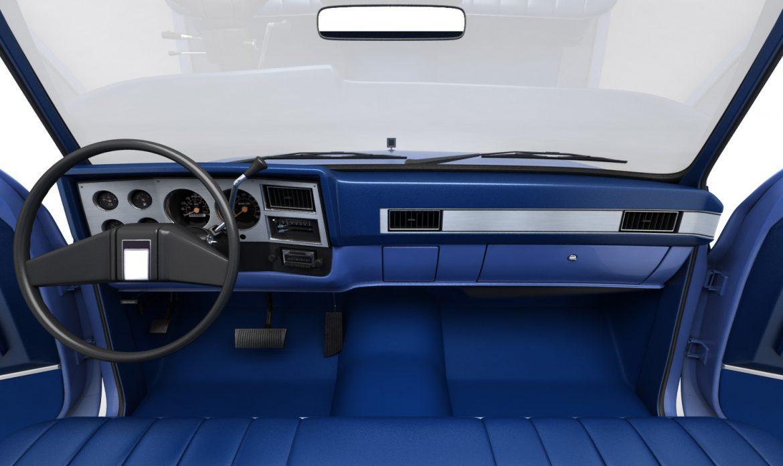 generic pickup truck 3 3d model max 3ds obj fbx jpeg 303474