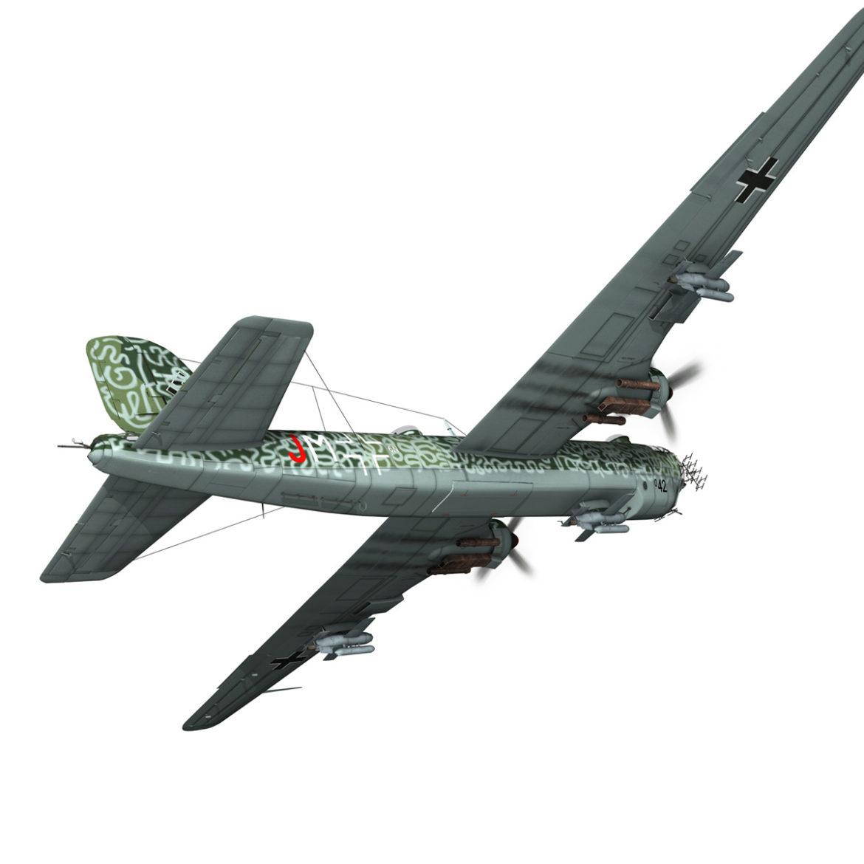 heinkel he-177 a-5 - greif - Model 6njm 3d 3ds c4d fbx lwo lw lw obj 303999