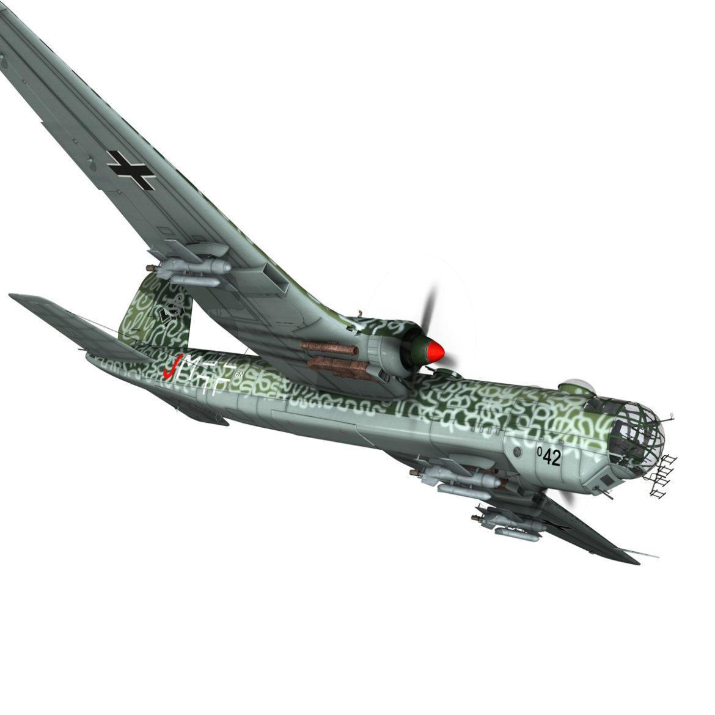heinkel he-177 a-5 - greif - Model 6njm 3d 3ds c4d fbx lwo lw lw obj 304000