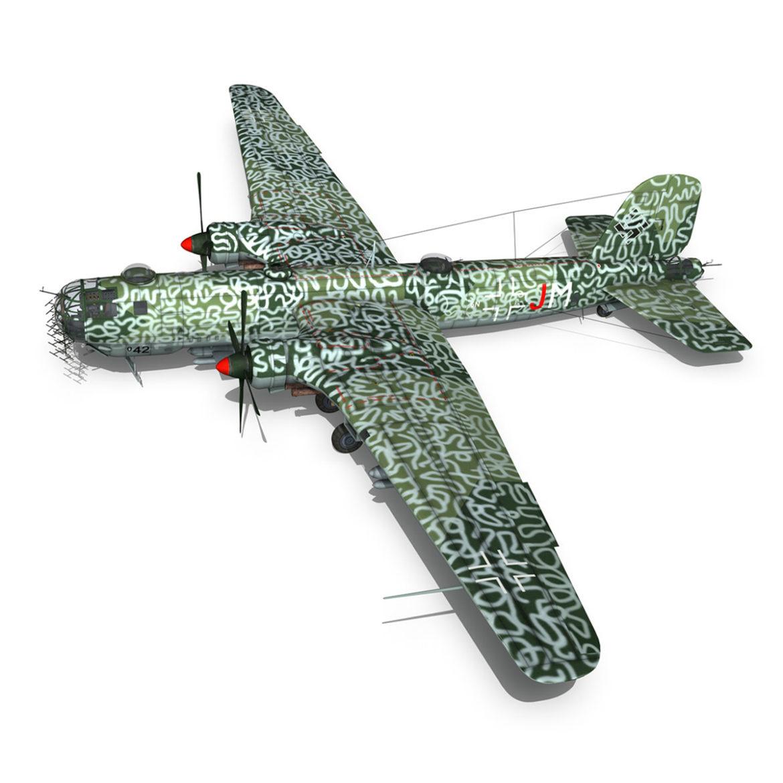 heinkel he-177 a-5 - greif - Model 6njm 3d 3ds c4d fbx lwo lw lw obj 304003