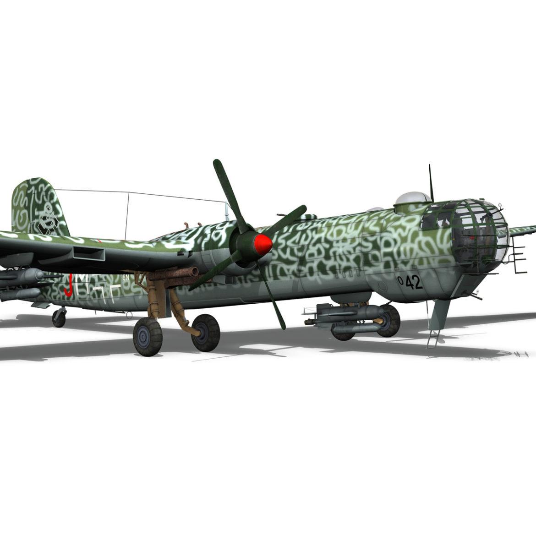 heinkel he-177 a-5 - greif - Model 6njm 3d 3ds c4d fbx lwo lw lw obj 304008