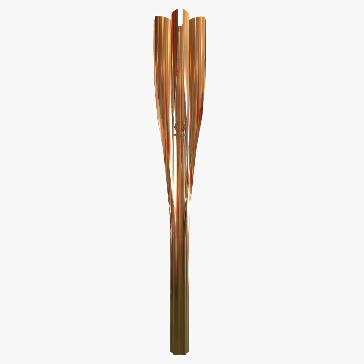 tokyo 2020 olympic torch 3d model ther obj max fbx 3ds 304242