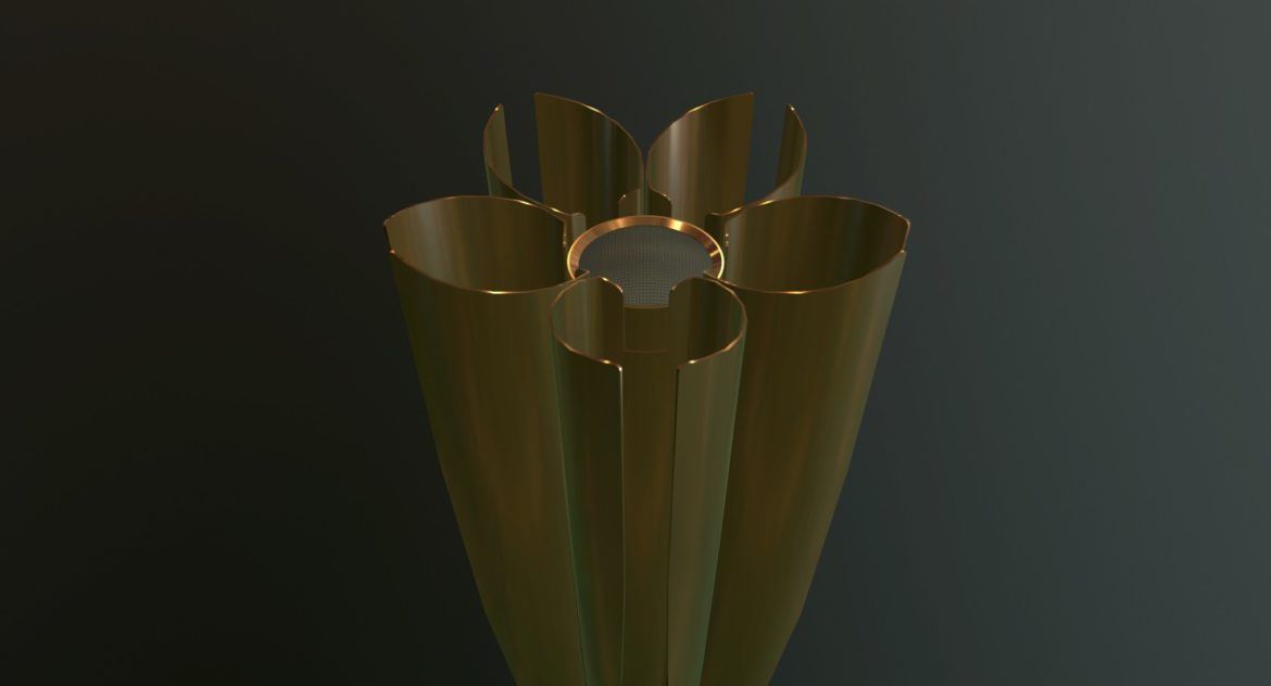 tokyo 2020 olympic torch 3d model ther obj max fbx 3ds 304246
