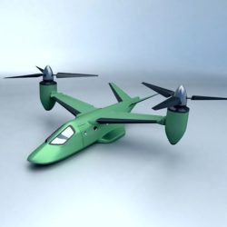 concepte de vehicle vtol rotorcraft militar 3d model 3ds barreja dae fbx obj 304536