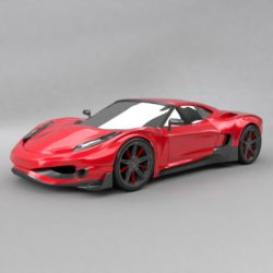 "Supercar 3d model was designed by me and created with Blender3d 2.79b.Rendering images created with cycles rendering engine.There are no interior objects and no textures for this product.Objects named by object and by materials.Enjoy my product obj file verts: 137548 polys: 174128 Checked with GLC 3d viewer <a class=""continue"" href=""https://www.flatpyramid.com/3d-models/medical-3d-models/anatomy/reproductive-system/generic-supercar-concept/"">Continue Reading<span> Generic supercar concept</span></a>"