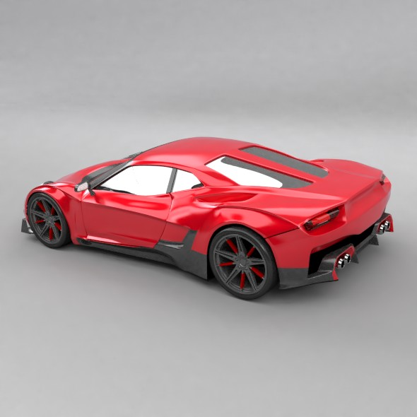 """Supercar 3d model was designed by me and created with Blender3d 2.79b.Rendering images created with cycles rendering engine.There are no interior objects and no textures for this product.Objects named by object and by materials.Enjoy my product obj file verts: 137548 polys: 174128 Checked with GLC 3d viewer <a class=""""continue"""" href=""""https://www.flatpyramid.com/3d-models/medical-3d-models/anatomy/reproductive-system/generic-supercar-concept/"""">Continue Reading<span> Generic supercar concept</span></a>"""