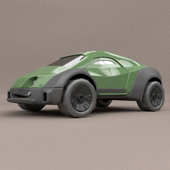 original armox military vehicle concept 3d model obj blend fbx lwo lw lws 304581