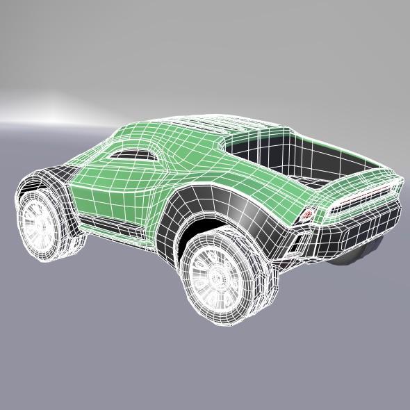 oriģināls armox militārā transportlīdzekļa jēdziens 3d modelis obj maisījums fbx lwo lws 304586