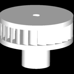 """Ашигтай усан цахилгаан станцын урсацын турбиныг төгс үр ашигтай ашиглах боломжтой. Та энэ дизайнерыг 3d хэвлэгчтэй хамт хэвлэж чадна. Энэ бол зөвхөн усан цахилгаан станцын фен юм. Та бүрэн хэмжээний станц барихын тулд бусад загваруудыг өөрийн дизайнаас худалдаж авч болно. <a class = """"continue"""" href = """"https: // www.flatpyramid.com / 3d-загварууд / үйлдвэрлэлийн-3d-загварууд / машин / хөндлөн-урсгалын турбин / """"> үргэлжлүүлэх <span> Cross-Flow Turbine </ span> </a>"""