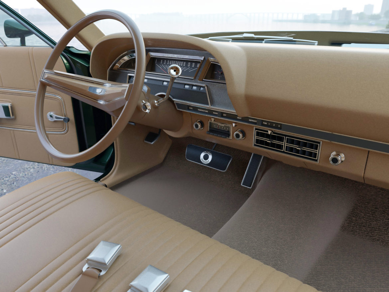 montego mx 4 Завсрын седан 1970 3d загвар 3ds c4d fbx max obj 305374