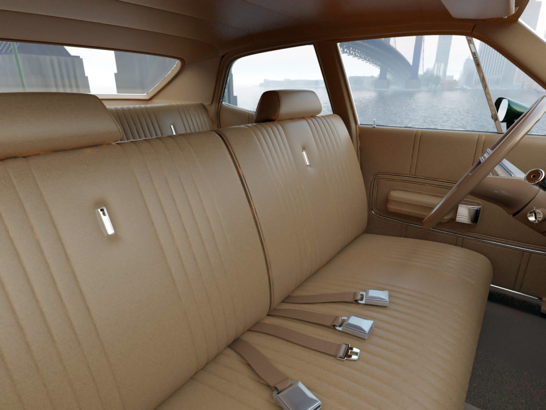 montego mx 4 Завсрын седан 1970 3d загвар 3ds c4d fbx max obj 305375