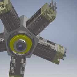 radial engine 3d model jpeg jpeg jpeg 306170