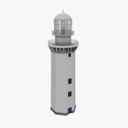 light house doobskiy 3d model 3ds max fbx obj 307155