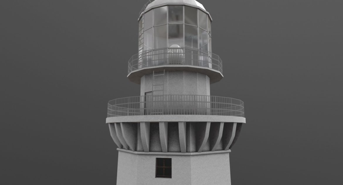 light house doobskiy 3d model 3ds max fbx obj 307160