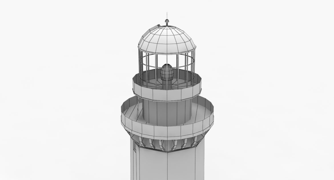 light house doobskiy 3d model 3ds max fbx obj 307166