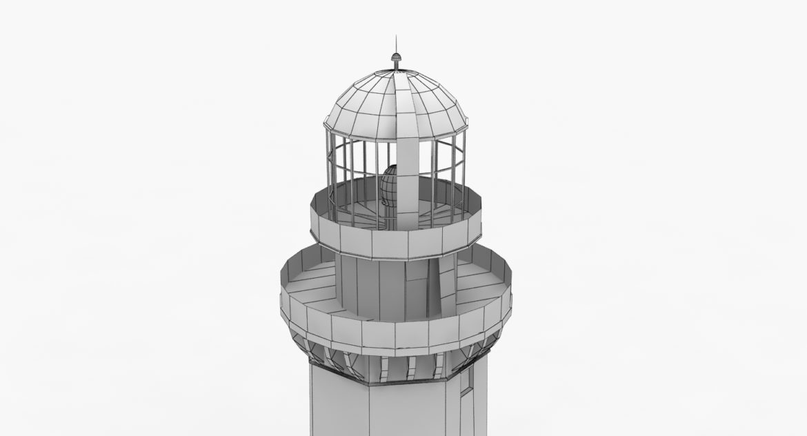 light house doobskiy 3d model 3ds max fbx obj 307167