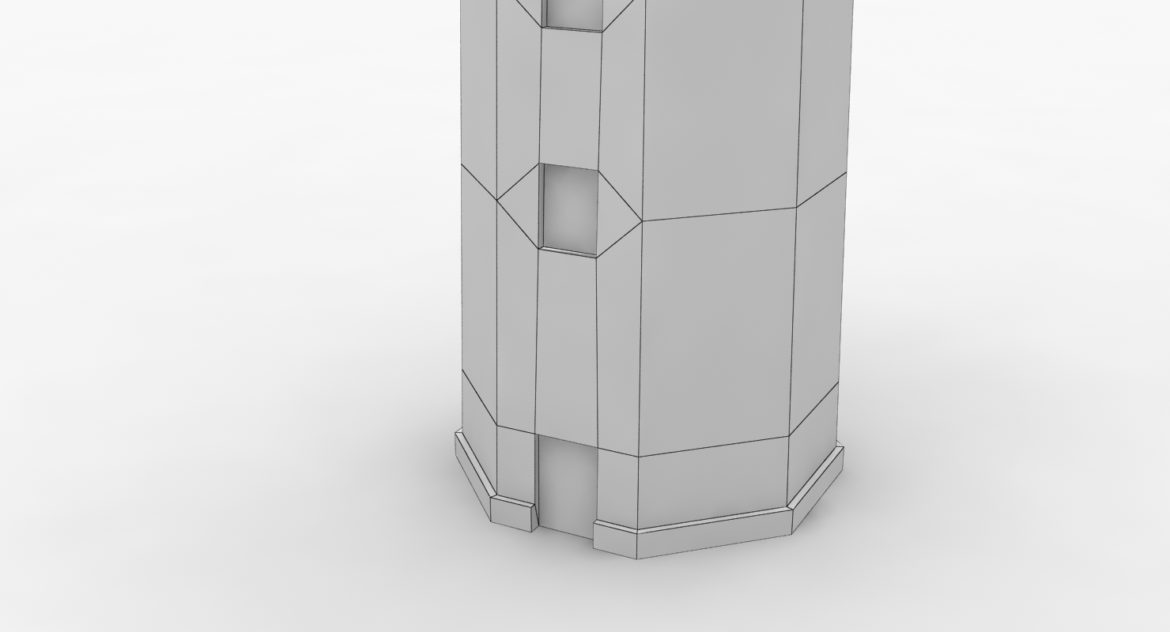 light house doobskiy 3d model 3ds max fbx obj 307168