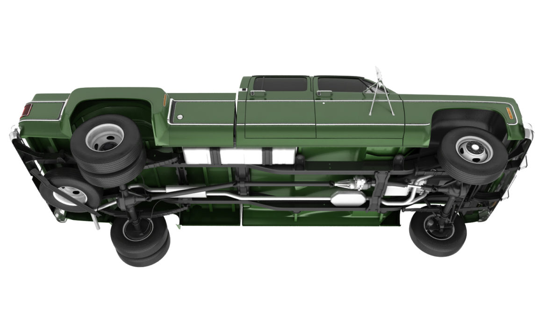 generic 4wd dually pickup truck 9 3d model 3ds max fbx obj 308208