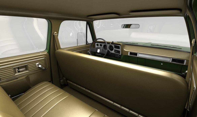 generic 4wd dually pickup truck 9 3d model 3ds max fbx obj 308211