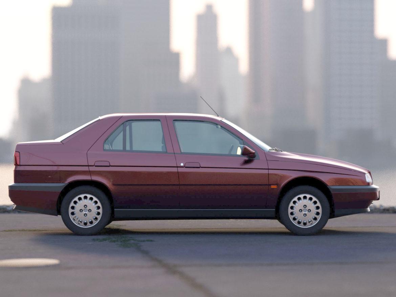 alfa romeo 155 1993 3d modelis 3ds max fbx c4d dae obj 309113