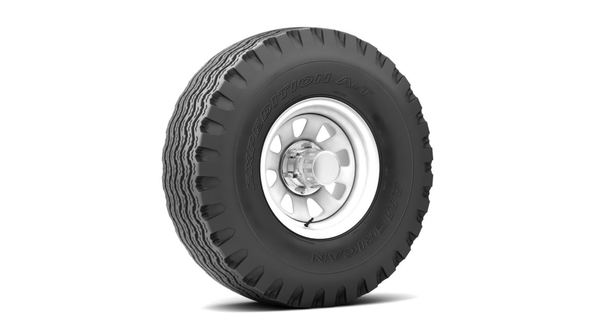 off road wheel and tire 12 3d model 3ds max fbx blend obj 310100