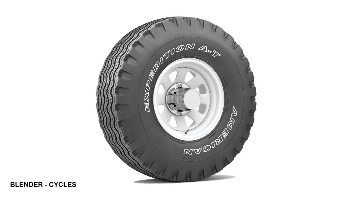 off road wheel and tire 12 3d model 3ds max fbx blend obj 310102
