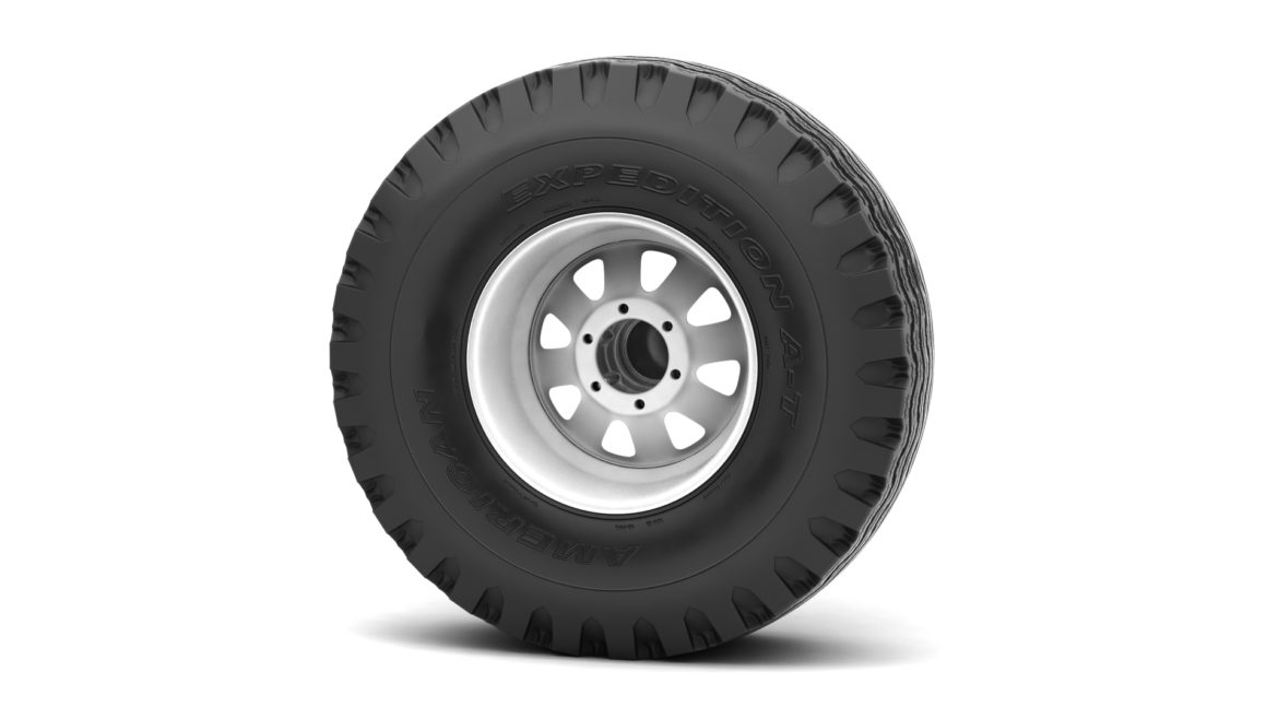 off road wheel and tire 12 3d model 3ds max fbx blend obj 310103