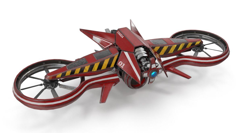 robot 10ag14 3d model 3ds max fbx obj 310542