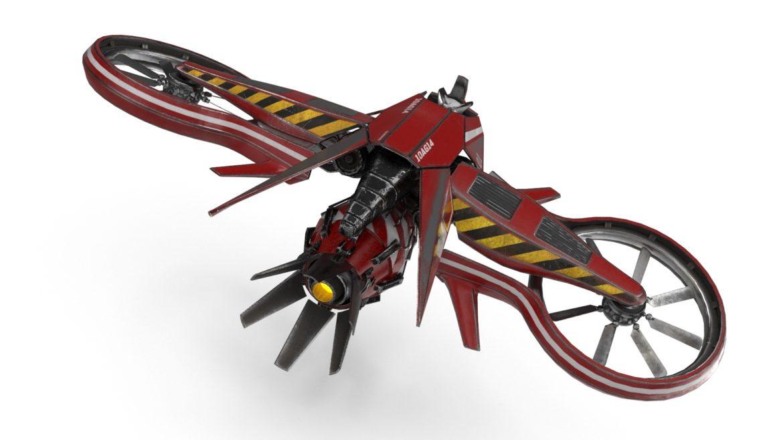 robot 10ag14 3d model 3ds max fbx obj 310546