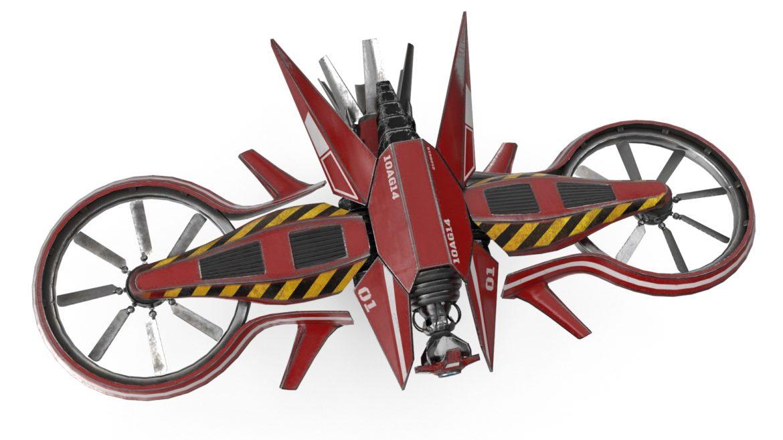 robot 10ag14 3d model 3ds max fbx obj 310547