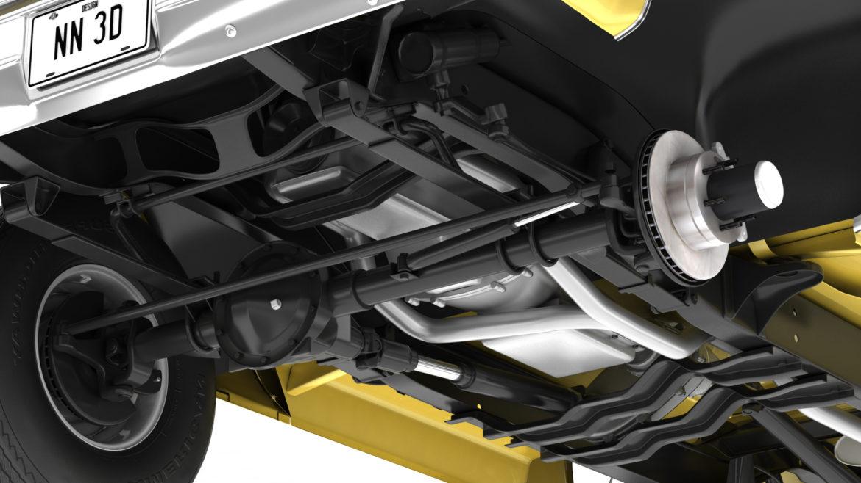 generic convertible suv 12 3d model 3ds max fbx blend obj 310903