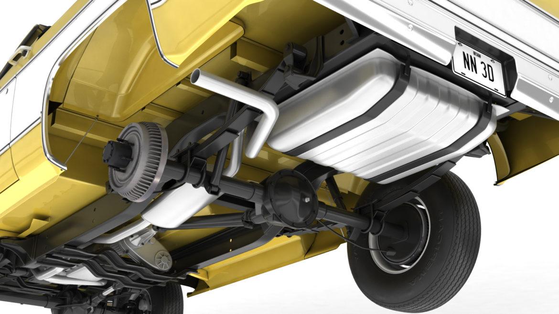 generic convertible suv 12 3d model 3ds max fbx blend obj 310904