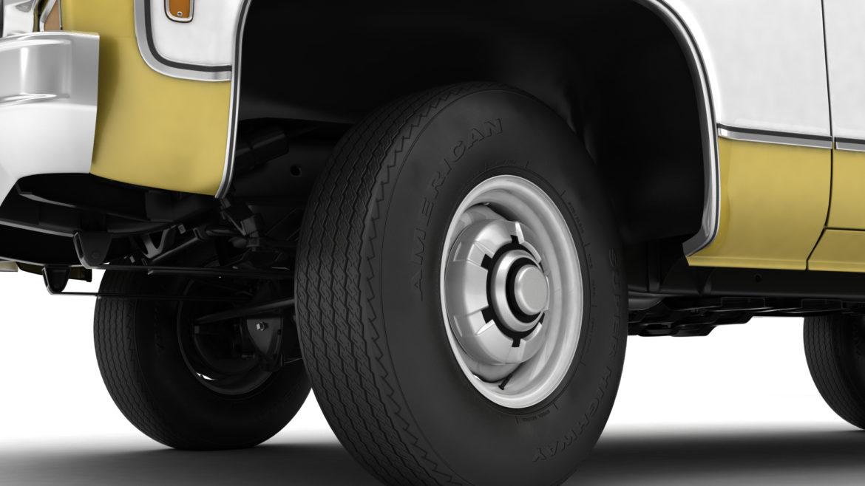 generic convertible suv 12 3d model 3ds max fbx blend obj 310906