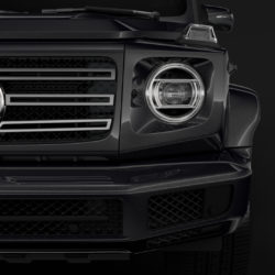 mercedes benz g 550 w464 2019 limousine 3d model 3ds max fbx c4d lwo ma mb hrc xsi obj 312504