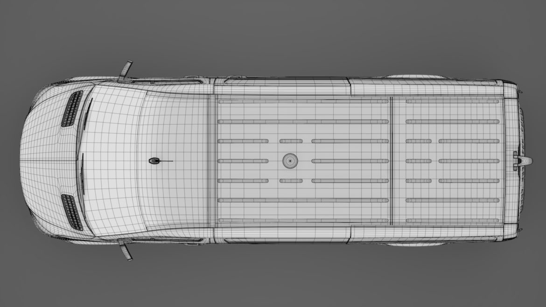 freightliner sprinter panel van l2h1 rwd 2019 3d model 3ds max fbx c4d lwo ma mb hrc xsi obj 313079