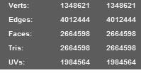 volkswagen golf 7 gti 3d 2016 3d model 3ds max fbx c4d lwo ma mb hrc xsi obj 313323