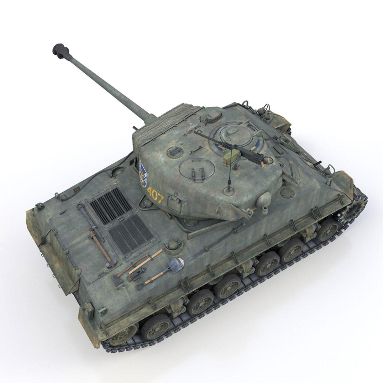 m4a3e8 sherman - jgsdf - 3318 3d загвар 3ds fbx c4d lwo obj 313817
