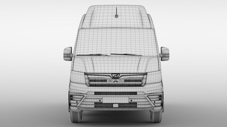 vyras tge l4h3 langas furgonas 2018 3d model 3ds max fbx c4d lwo ma mb hrc xsi obj 314262