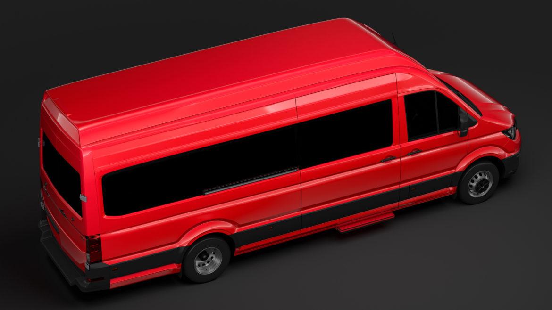 vw crafter l4h3 logu furgons 2018 3d model 3ds max fbx c4d lwo ma mb hrc xsi obj 314437