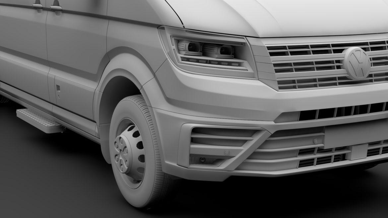 vw crafter l4h3 logu furgons 2018 3d model 3ds max fbx c4d lwo ma mb hrc xsi obj 314440