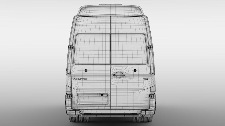 vw crafter l4h3 logu furgons 2018 3d model 3ds max fbx c4d lwo ma mb hrc xsi obj 314445