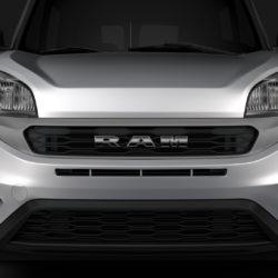 ram promaster city wagon slt 2019 3d model 3ds max fbx c4d lwo ma mb hrc xsi obj 315150