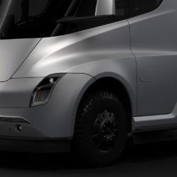 tesla pickup 2020 3d model 3ds max fbx c4d lwo ma mb hrc xsi obj 315401